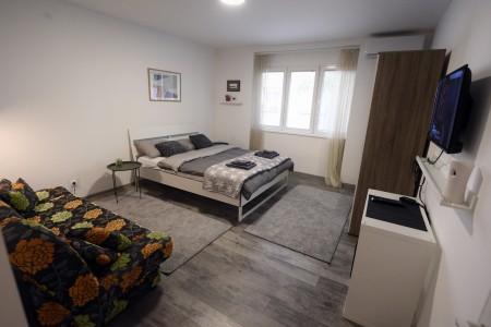 Jednosoban Apartman Authentic Skadarlija Beograd Centar