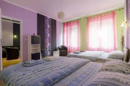 Jednosoban Apartman Pastis 1 Beograd Centar