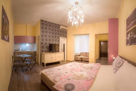 Studio Apartman Pastis Studio Beograd Centar