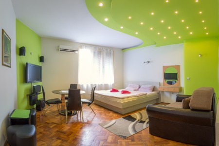 Studio Apartment Magic Belgrade Center