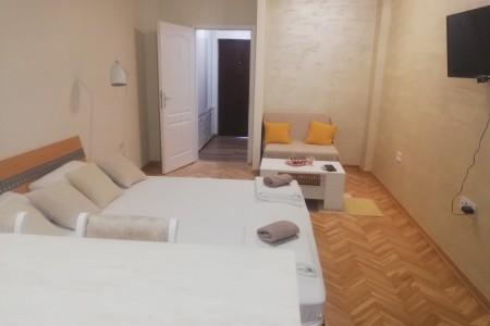 Studio Apartman My Central Beograd Palilula