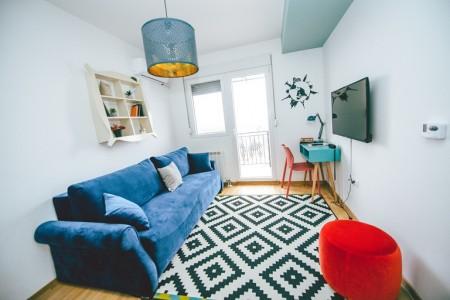 Two Bedroom Apartment A 52 Belgrade Palilula