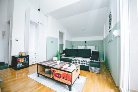 Dvosoban Apartman A 55 Beograd Palilula
