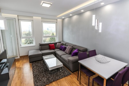 Two Bedroom Apartment Star Belgrade New Belgrade