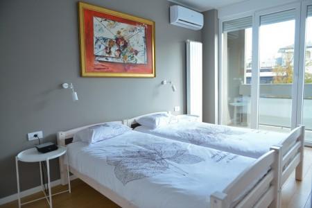 Two Bedroom Apartment Takovska Belgrade Center