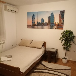 Studio Apartment Queen Studio Belgrade Zemun