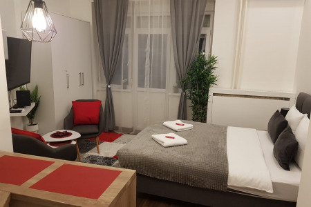 Studio Apartment Sanja 2 Belgrade Center