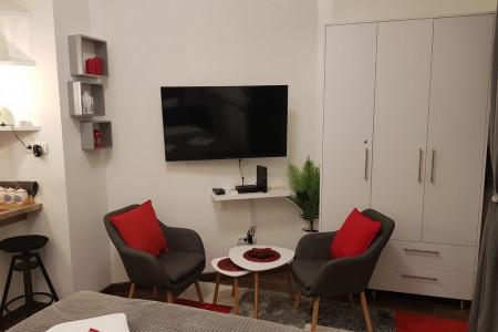 apartmani beograd centar apartman sanja 23