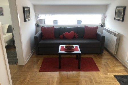 Two Bedroom Apartment Sky 22 Belgrade Center