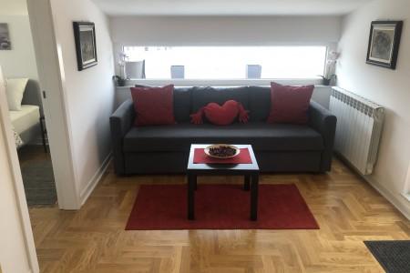 Dvosoban Apartman Sky 22 Beograd Centar
