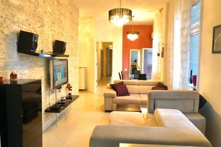 Three Bedroom Apartment Grand Lux Belgrade Center