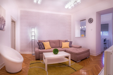 Jednosoban Apartman Menhetn Beograd Centar