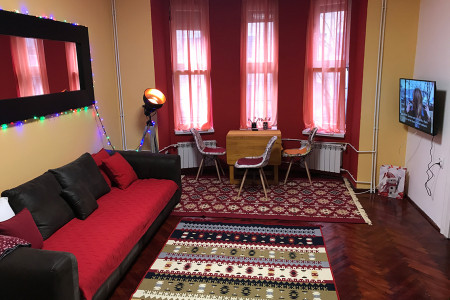 Trosoban Apartman Mira Beograd Vracar