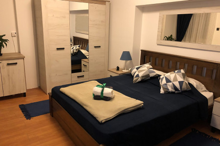 One Bedroom Apartment Admiral Centar Belgrade Savski Venac