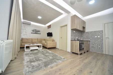 Dvosoban Apartman Atlas 9 Beograd Voždovac