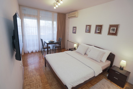Two Bedroom Apartment Lido Belgrade Zemun