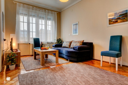 Two Bedroom Apartment Pasic Square Belgrade Center