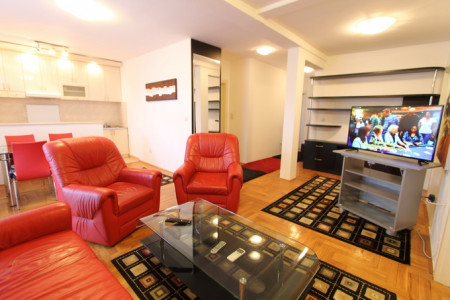 Four Bedroom Apartment Vozdovac 2 Belgrade Vozdovac
