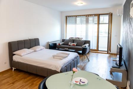 One Bedroom Apartment Don Vito Belgrade Novi Beograd
