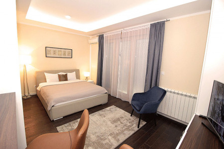 Studio Apartment Ekon Belgrade Novi Beograd