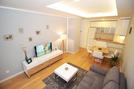 Two Bedroom Apartment Daja Belgrade Novi Beograd