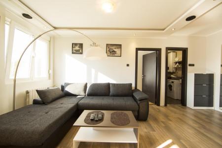 Trosoban Apartman Ahoy Luxury Beograd Vračar