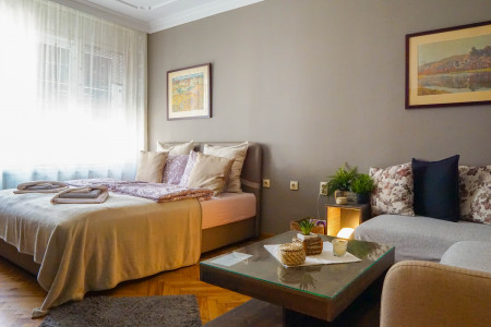 One bedroom Apartment Lovac 33 Belgrade Vracar