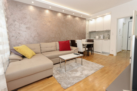 Two Bedroom Apartment Bojan Belgrade New Belgrade