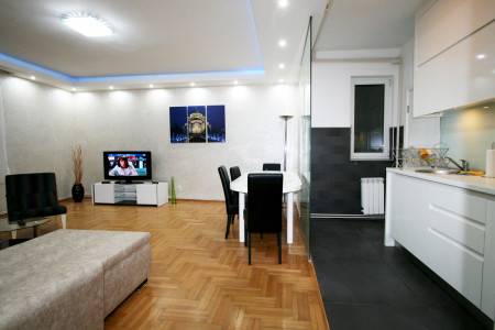 Four Bedroom Apartment Colossus Belgrade Center
