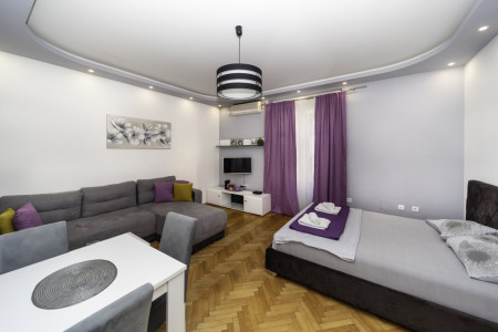 Studio Apartment Mitos Belgrade Center