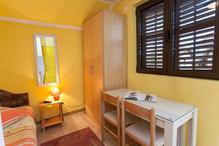 Studio Apartman Vila Milena Soba na trista metara od autobuske stanice