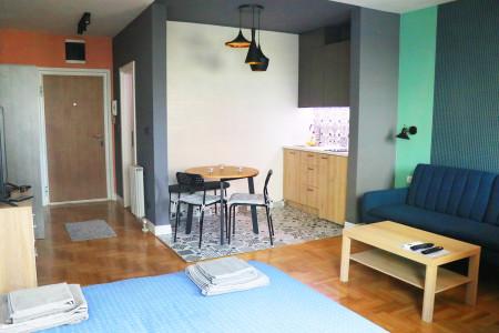 Studio Apartment Ajnstajn Belgrade New Belgrade