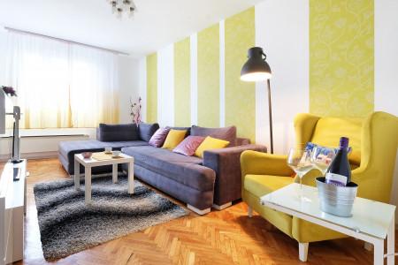 Two Bedroom Apartment Paradise Fantasy Belgrade Center