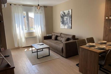 Dvosoban Apartman Premium 2 Novi Sad Rotkvarija