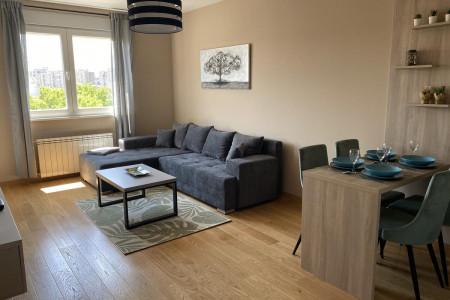 Dvosoban Apartman Premium 3 Novi Sad Rotkvarija