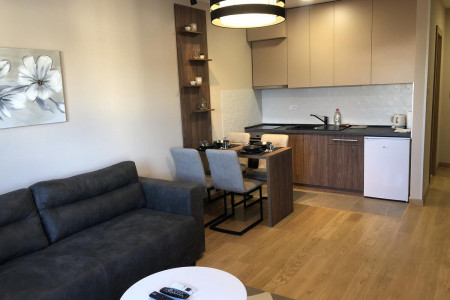 Two Bedroom Apartment Premium 4 Novi Sad Rotkvarija