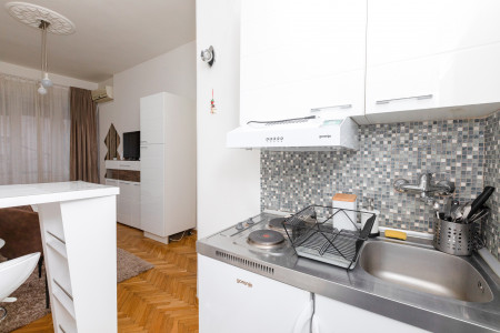 Studio Apartment Golsvord Belgrade Vracar