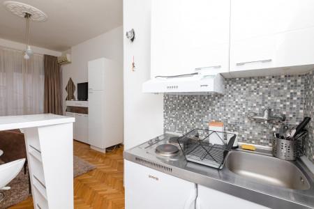 Studio Apartment Golsvord Belgrade Vracar
