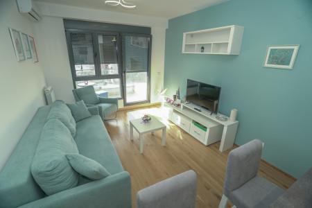 Two Bedroom Apartment Lux Hill Belgrade Vozdovac