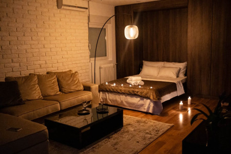 Studio Apartment New York Belgrade New Belgrade