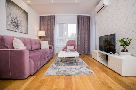 Two Bedroom Apartment Atlatnik Savada Belgrade New Belgrade