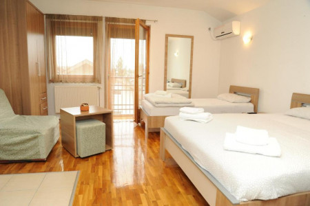 Studio apartment Vanessa NS 10 Novi Sad Slana bara