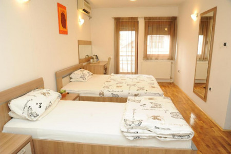 Studio apartment Vanessa NS 4 Novi Sad Slana bara