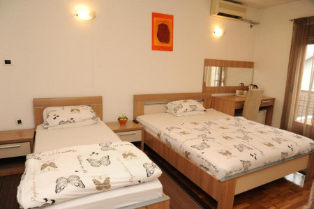 Studio apartment Vanessa NS 8 Novi Sad Slana bara
