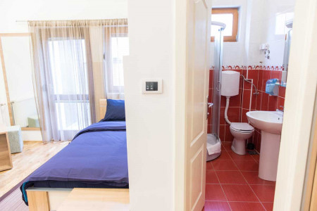 Studio Apartman Vanessa NS 1 Novi Sad Slana Bara