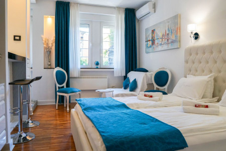 Jednosoban Apartman Aleks Luks Beograd Centar
