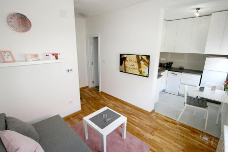 Dvosoban Apartman Ledine Beograd Novi Beograd