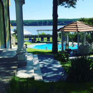 apartmani beograd centar apartman vila danube lux sa bazenom na obali dunava2