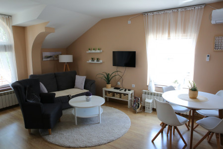 Two Bedroom Apartment Danube 6 Novi Banovci
