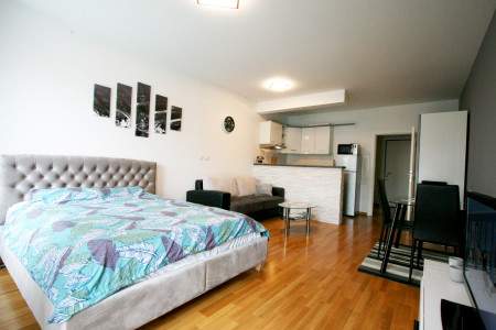 Studio Apartment Mokum Belgrade New Belgrade